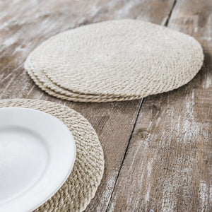 ronde placemats