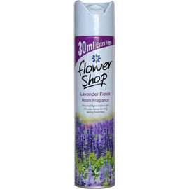 Flower Shop Air Freshener Lavender Fields 330mL