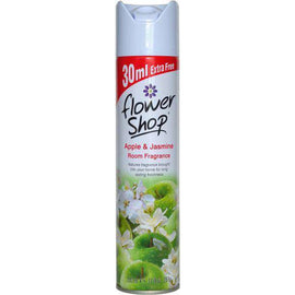 Flower Shop Air Freshener Apple & Jasmine 300mL