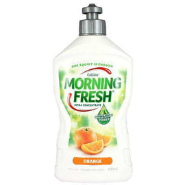 Morning Fresh Dishwashing Orange 400mL