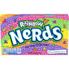 NERDS Rainbow Theatre Box 141.7g