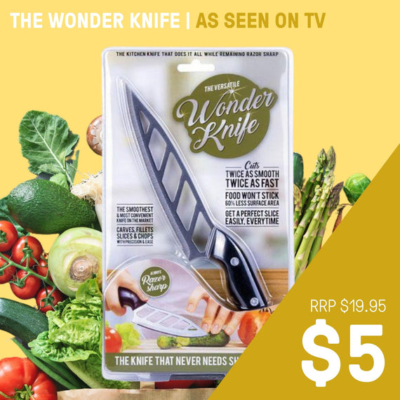 The Amazing Wonder Knife