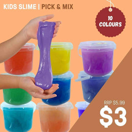 KIDS SLIME BUCKET- BIG RANGE