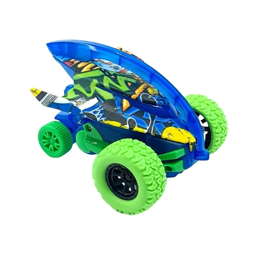 Stunt Off Road Truck - Green
