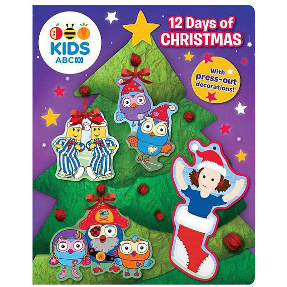 Kids ABC 12 Days of Christmas 3 Pack