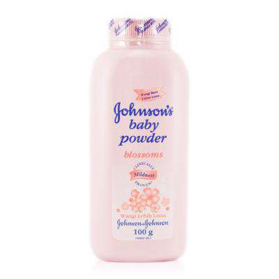 Johnson's Baby Powder Blossoms 100g