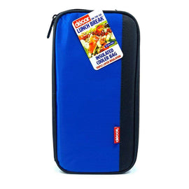 Décor Lunch Break Insulated Cooler Bag-Dark Blue