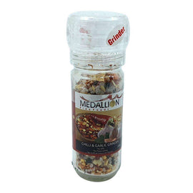 Medallion Chilli & Garlic Grinder 100g