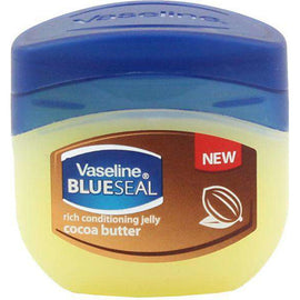 Vaseline Blue Seal Cocoa Butter Petroleum Jelly 50mL
