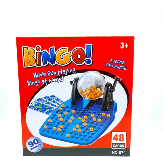 Bingo Game Set-Have Fun Playing
