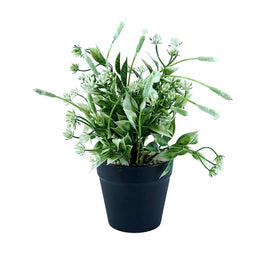 Artificial Plant- White Style 31 15cm