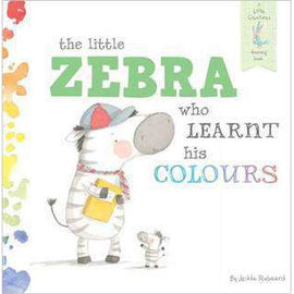 Little Zebra Who Learnt His Colours