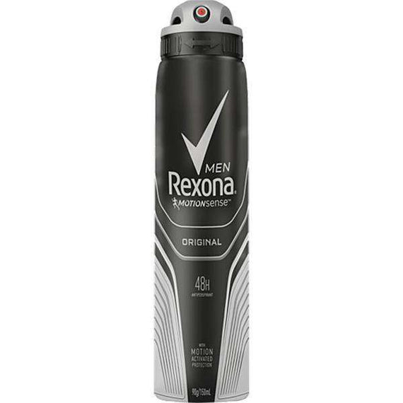 REXONA ANTI-PERSPIRANT Original 150mL