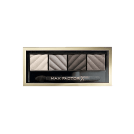 Max Factor X Matte Finish 2-In-1 Eyeshadow & Brow Powder Kit 30 Smokey Onyx