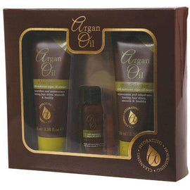 Argan Oil Hair Gift Set 3 Pack