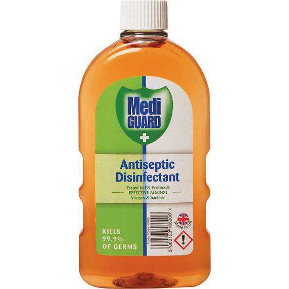 MediGUARD Antiseptic Disinfectant Liquid 500mL