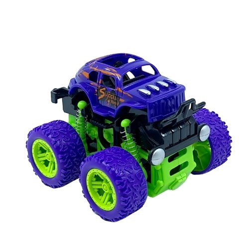Monster Zap Trucks - Purple