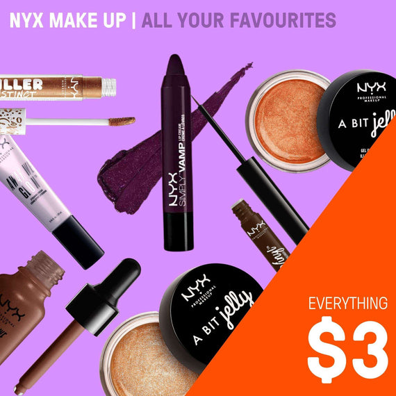 NYX MAKEUP | ALL YOUR FAVS