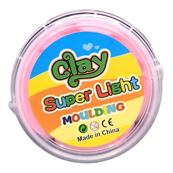Super Light Moulding Clay - Light Pink