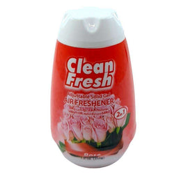 Clean Fresh Gel Rose Air Freshener