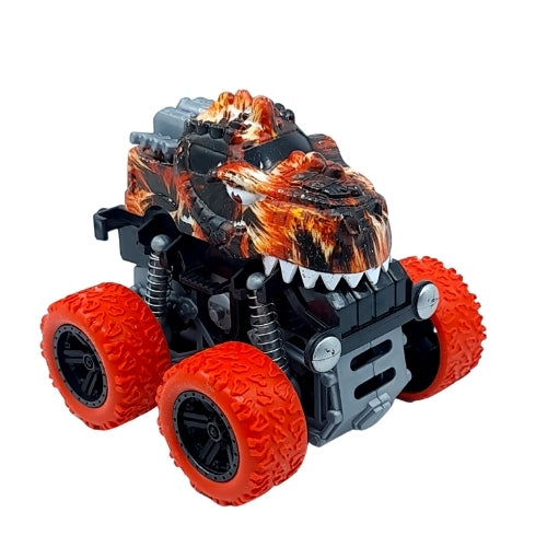 Dino Monster Truck - Red