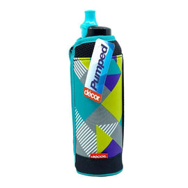 Décor 750ML Pumped Water Bottle-Patch