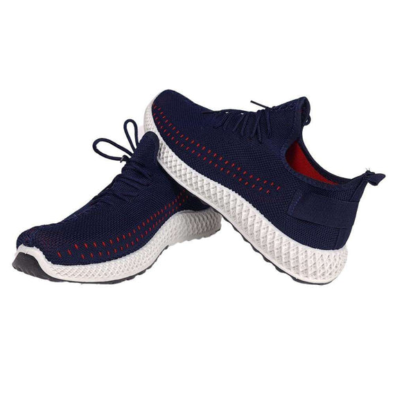 Mens Casual Shoes- Navy
