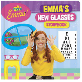 The Wiggles: Emma's Story Book Bundle (4 Books)
