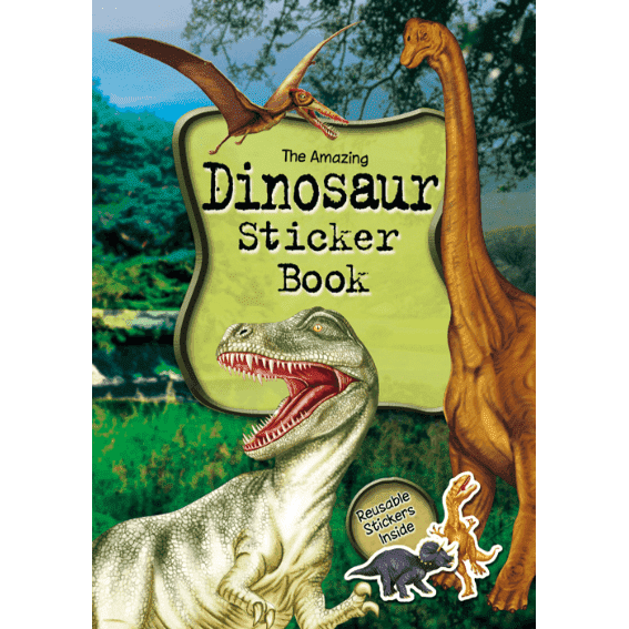 DINO BOOK PACK