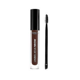 L'Oreal Unbelieva Brow Gel 109 Ebony 3.4ml