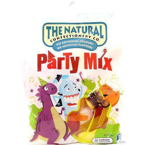 Natural Confectionery Co. Party Mix 240g