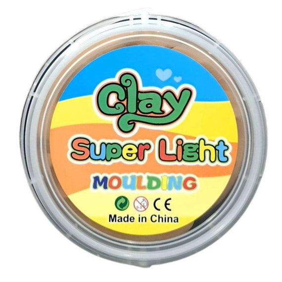Super Light Moulding Clay - Sandy Brown