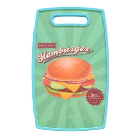 BBQ Series Chopping Board - Hamburger