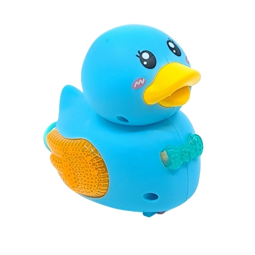 Little Duck Pull Toy - Blue