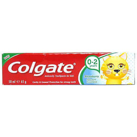 Colgate Tooth Paste 0-2 Year Strawberry Flavour