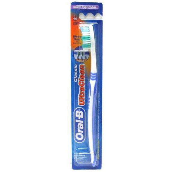 Oral B Ultra Clean Toothbrush Soft