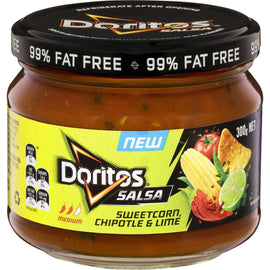 Doritos Sweetcorn, Chipotle and Lime Salsa