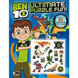 Ben 10 Ultimate Puzzle Fun!