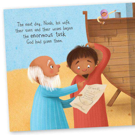 Bible Stories 5 Book Collection + Bag