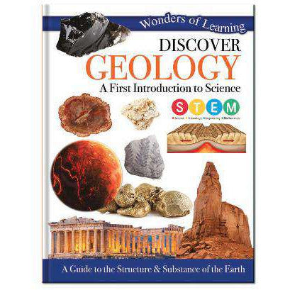 Discover Geology- A First Introduction to Science