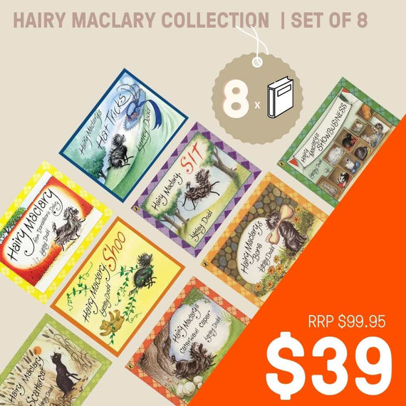 Harry Maclary Collection- Set of 8