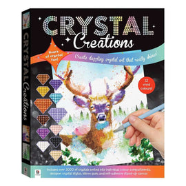 Crystal Creations - Deer Activity Kit LARGE
