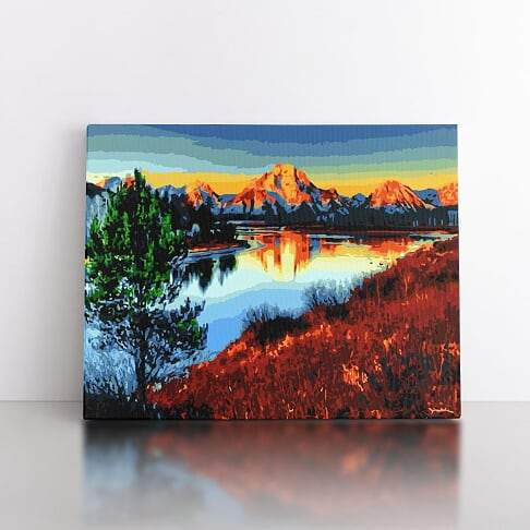 50x70cm  Beauty in Nature