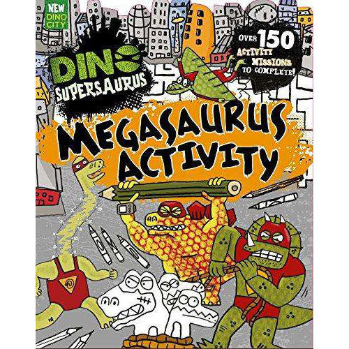Dino Supersaurus: Megasaurus Activity
