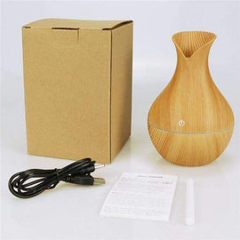 Diffuser Set & 12 Fragrance Oils (Limited Stock)