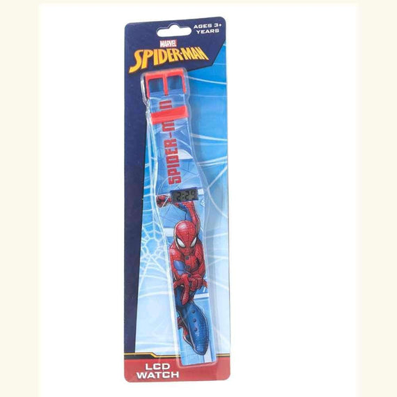 Spiderman LED watch