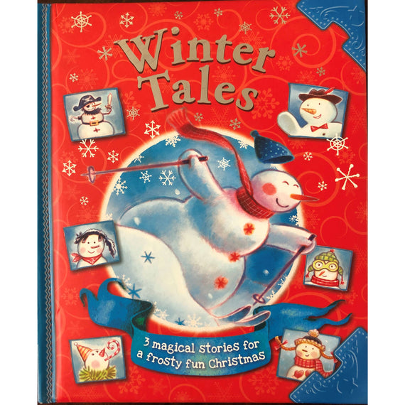 Winter Tales- 3 Magical Stories