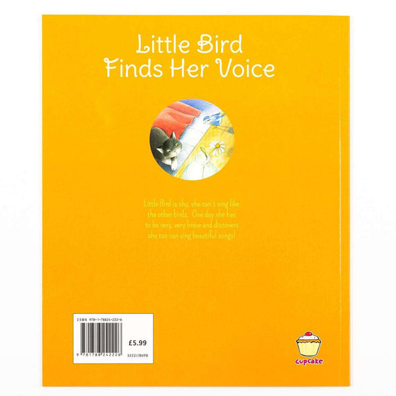 Little Bird Finds Her Voice