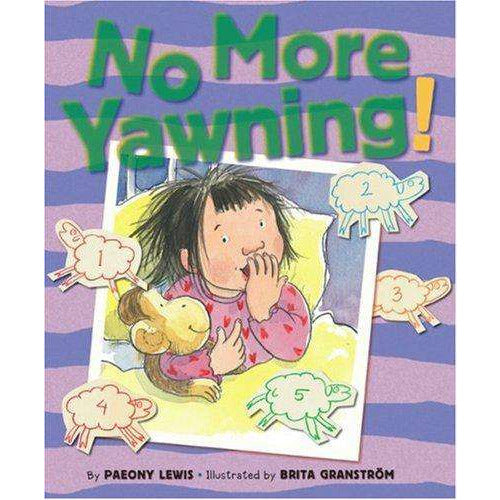 No More Yawning!