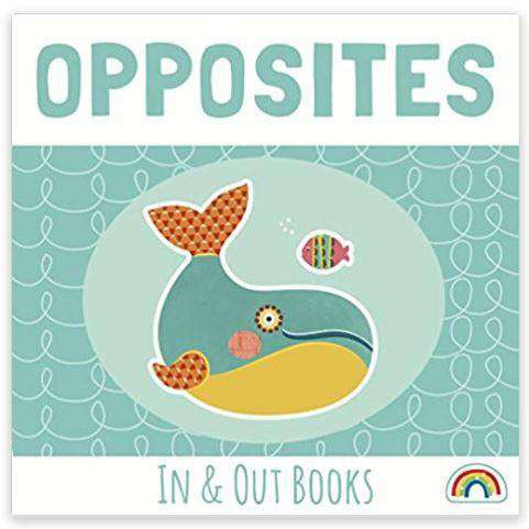 Opposites- In & Out Outbooks